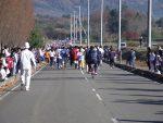 土浦マラソン大会